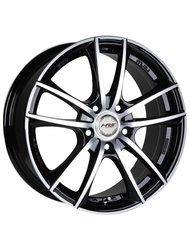 Диски Racing Wheels H-505 6,5x15 5x105 D56.6 ET35 цвет SDS F/P - фото 1