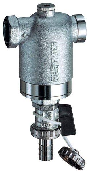 Фильтр механической очистки FAR FA 3947 муфтовый (ВР/ВР), латунь