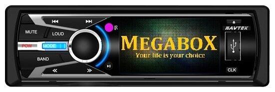 Автомагнитола Megabox DM320