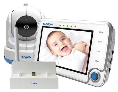 Luvion Supreme Connect + Wi-Fi Cradle