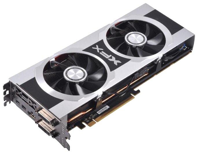 XFX Radeon HD 7970 925Mhz PCI-E 3.0 3072Mb 5500Mhz 384 bit 2xDVI HDMI HDCP