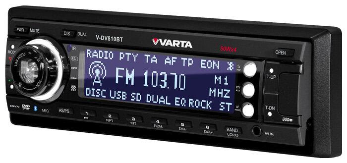 VARTA V-DV810BT