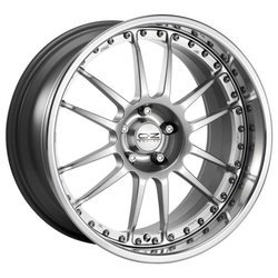 Колесные диски OZ Racing Superleggera III 9.5x18/5x112 D79 ET31 Silver