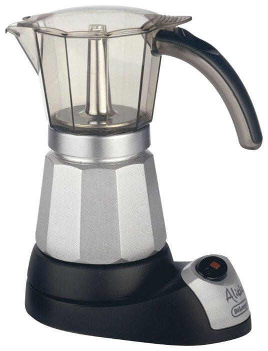 Гейзерная кофеварка De'Longhi EMKM 6 Alicia