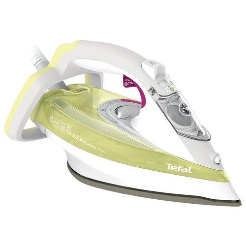 Утюг Tefal FV5510 зеленый/белый/серыйУтюги<br>