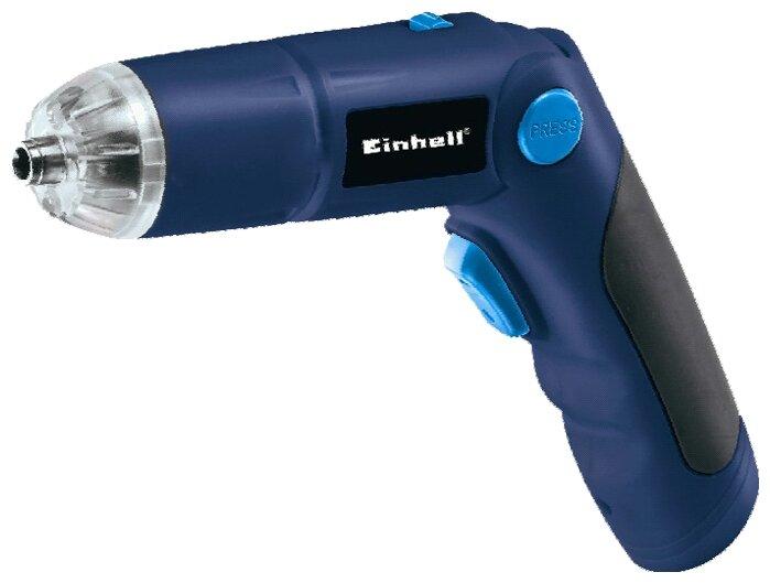 Аккумуляторная отвертка Einhell BT-SD 4,8 F