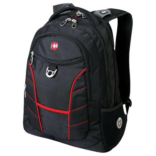 Купить Рюкзак WENGER Rad 1178215 черный/красный