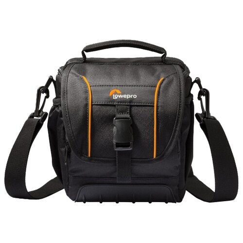Фото - Сумка для фотокамеры Lowepro Adventura SH 140 II black сумка для фотокамеры rivacase 7450 ps slr messenger bag black