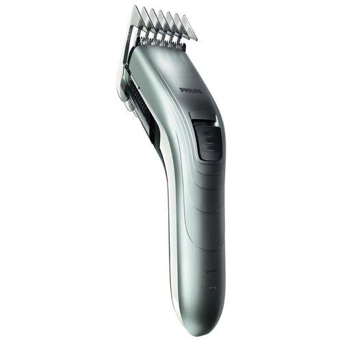 машинка для стрижки волос philips hc3530 15 series 3000 Машинка для стрижки Philips QC5130 Series 3000 серебристый