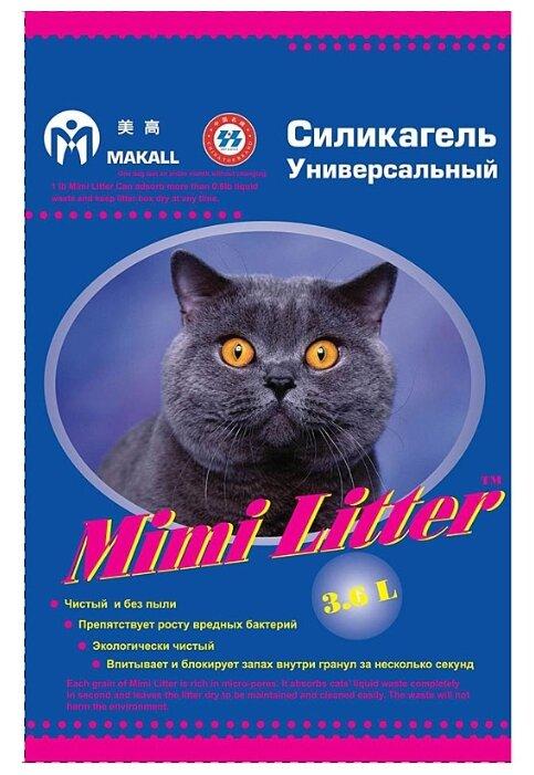 Mimi Litter Силикагель Универсальный (7.2 л)