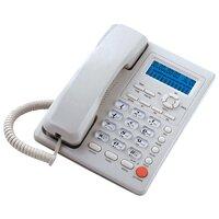 Телефон проводной Вектор ST-801/01 Dark Grey