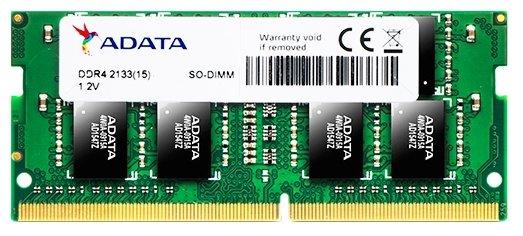 ADATA DDR4 2133 SO-DIMM 16Gb
