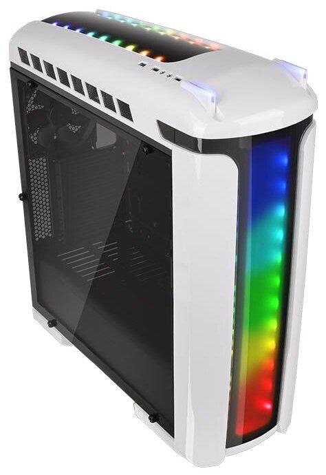 Thermaltake Versa C22 RGB Snow Edition CA-1G9-00M6WN-00 White