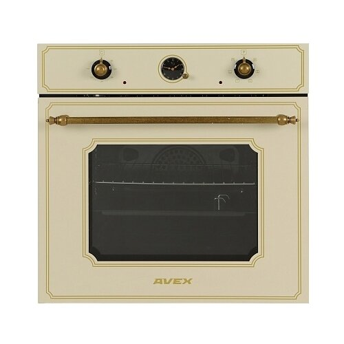 Электрический духовой шкаф AVEX RY 6360 электрический духовой шкаф avex rb 6360