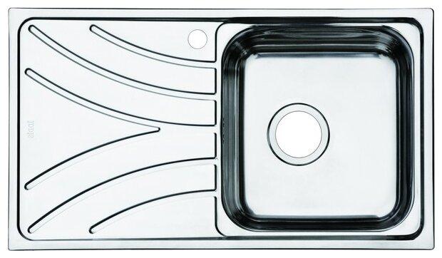 Врезная кухонная мойка IDDIS Arro ARR78SRi77