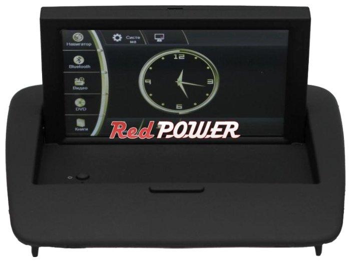 Автомагнитола RedPower C4911 Volvo C30, C70, S40