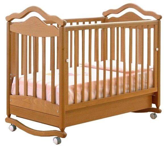 Кроватка Гандылян Анжелика К2005-1 (качалка)