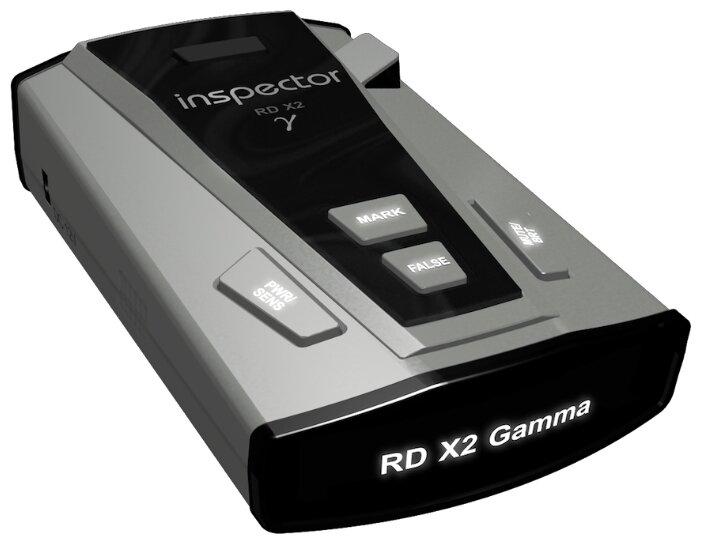 Радар-детектор Inspector RD X2 Gamma