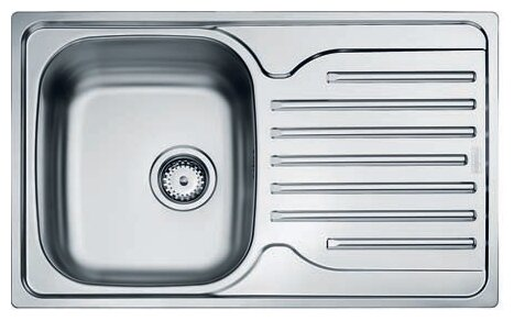 Врезная кухонная мойка FRANKE PXN 611-78 78х49см нержавеющая сталь