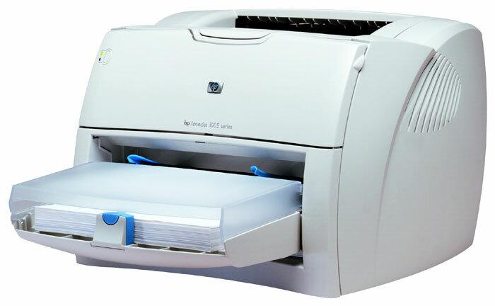 HP LaserJet 1005w