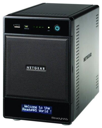 Сетевой накопитель (NAS) NETGEAR RNDP4000-100EUS