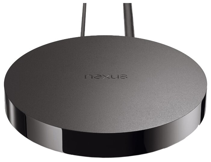 Медиаплеер Google Nexus Player