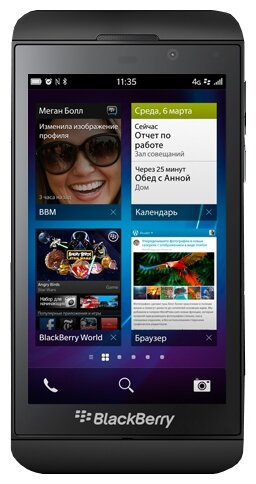 BlackBerry Z10 STL100-2