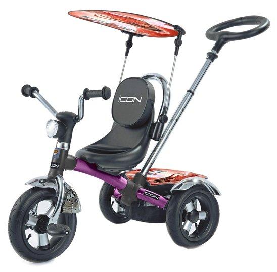 Трехколесный велосипед RT ICON 2 Fuksia Angel