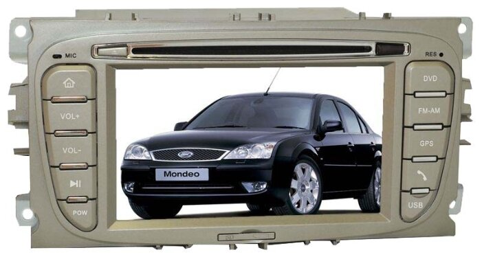 Автомагнитола MOTEVO Ford Mondeo, Focus