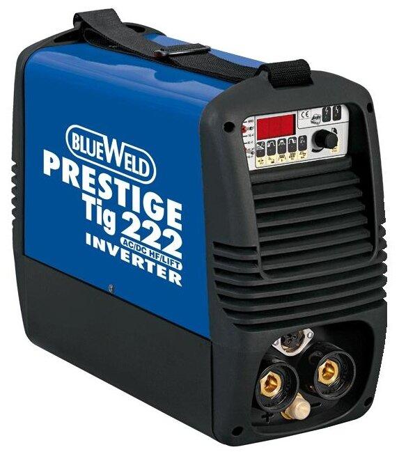 BLUEWELD Prestige TIG 222 AC/DC HF/LIFT
