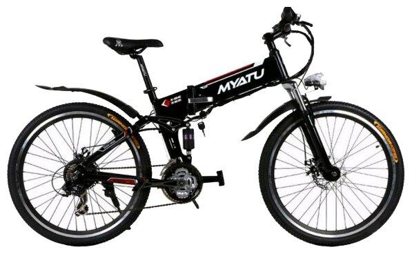 Myatu Hybrid 26 250W