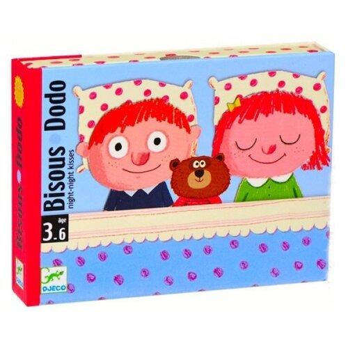 Купить Настольная игра DJECO Карточная игра Додо, Настольные игры