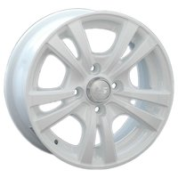 Диск колесный LS Wheels 141 6.5x15/4x100 D73.1 ET40 SF