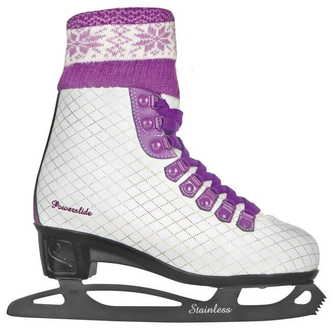 Женские коньки PowerSlide Ice 902119 Elle (подростковые)