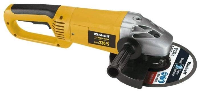 УШМ Einhell BWS 230/5, 2350 Вт, 230 мм