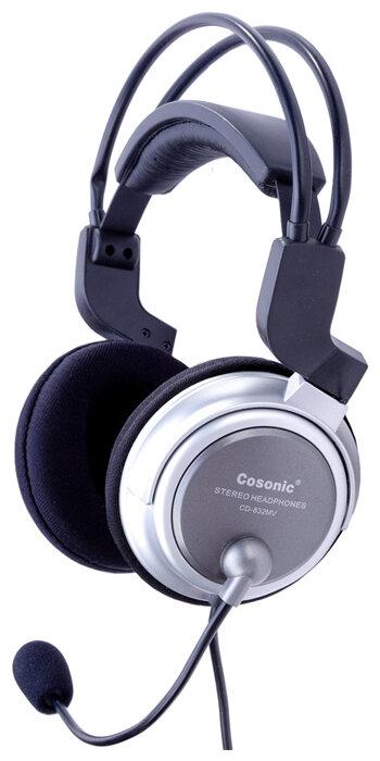 Компьютерная гарнитура Cosonic CD-832MV