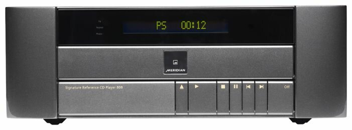 CD-проигрыватель Meridian 808.3 Signature Reference CD Player