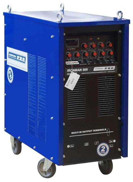 Сварочный аппарат Aurora PRO IRONMAN TIG 500 AC/DC PULSE