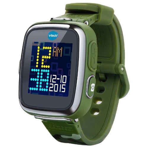 Часы VTech Kidizoom Smartwatch DX camouflage vtech kidizoom smartwatch dx камуфляж