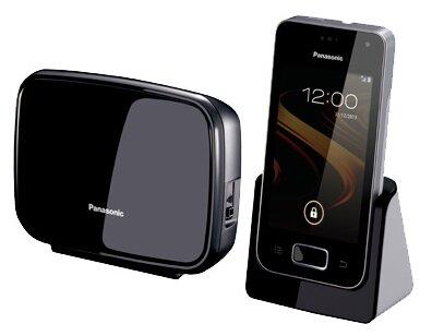 Радиотелефон Panasonic KX-PRX120