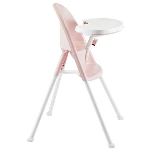 цена на Стульчик для кормления Baby Bjorn High Chair розовый