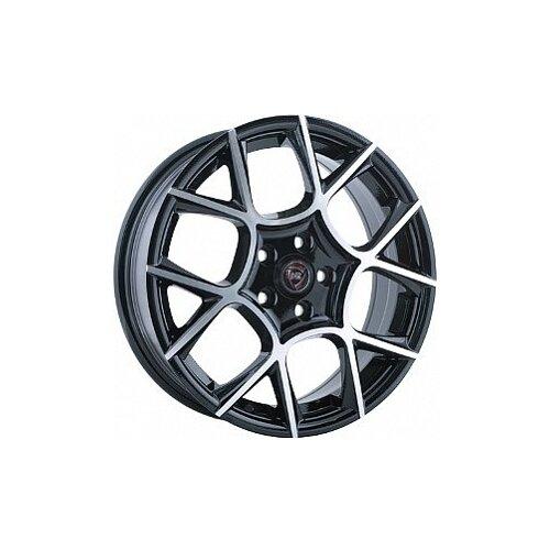 Фото - Колесный диск NZ Wheels F-26 6.5x16/5x114.3 D60.1 ET45 BKF колесный диск nz wheels f 29 6 5x16 5x114 3 d60 1 et45 bkf