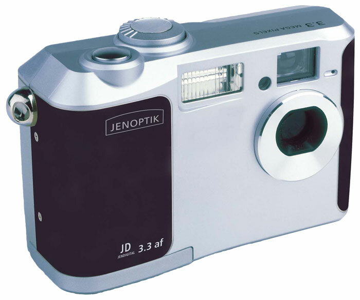 Фотоаппарат Jenoptik JD 3.3 af