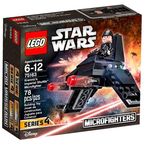 Конструктор LEGO Star Wars 75163 Имперский шаттл КренникаКонструкторы<br>