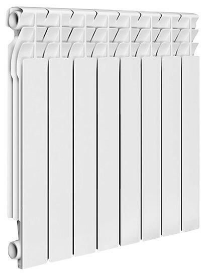 Радиатор секционный алюминий Alecord AL 500/70