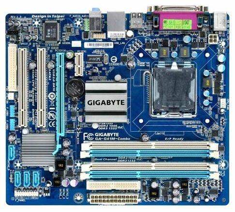 GIGABYTE GA-G41M-Combo (rev. 1.3)