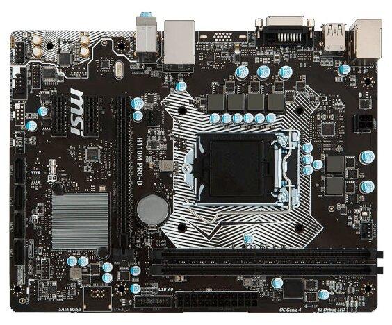 MSI H110M PRO-D