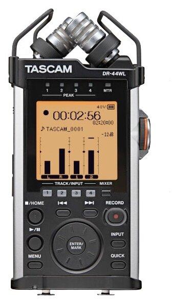 TASCAM DR-44WL Цифровой ручной рекордер WAV/MP3 с беспроводным WiFi управлением