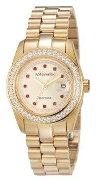Наручные часы ROMANSON TM6A28QLG(GD)