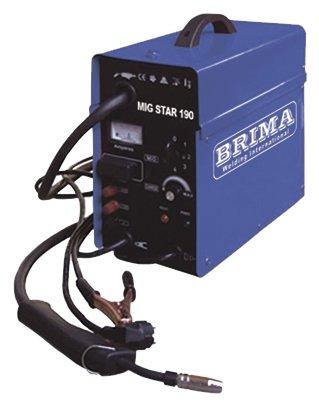 Сварочный аппарат BRIMA MIGSTAR-190 (MIG/MAG)